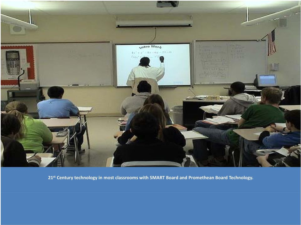 classrooms with SMART