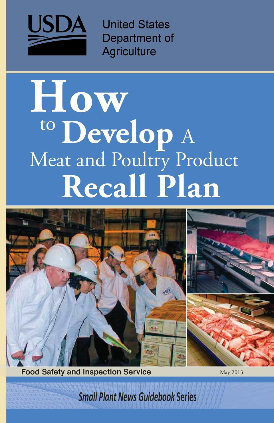 Recall Plan Food Safety and Inspection