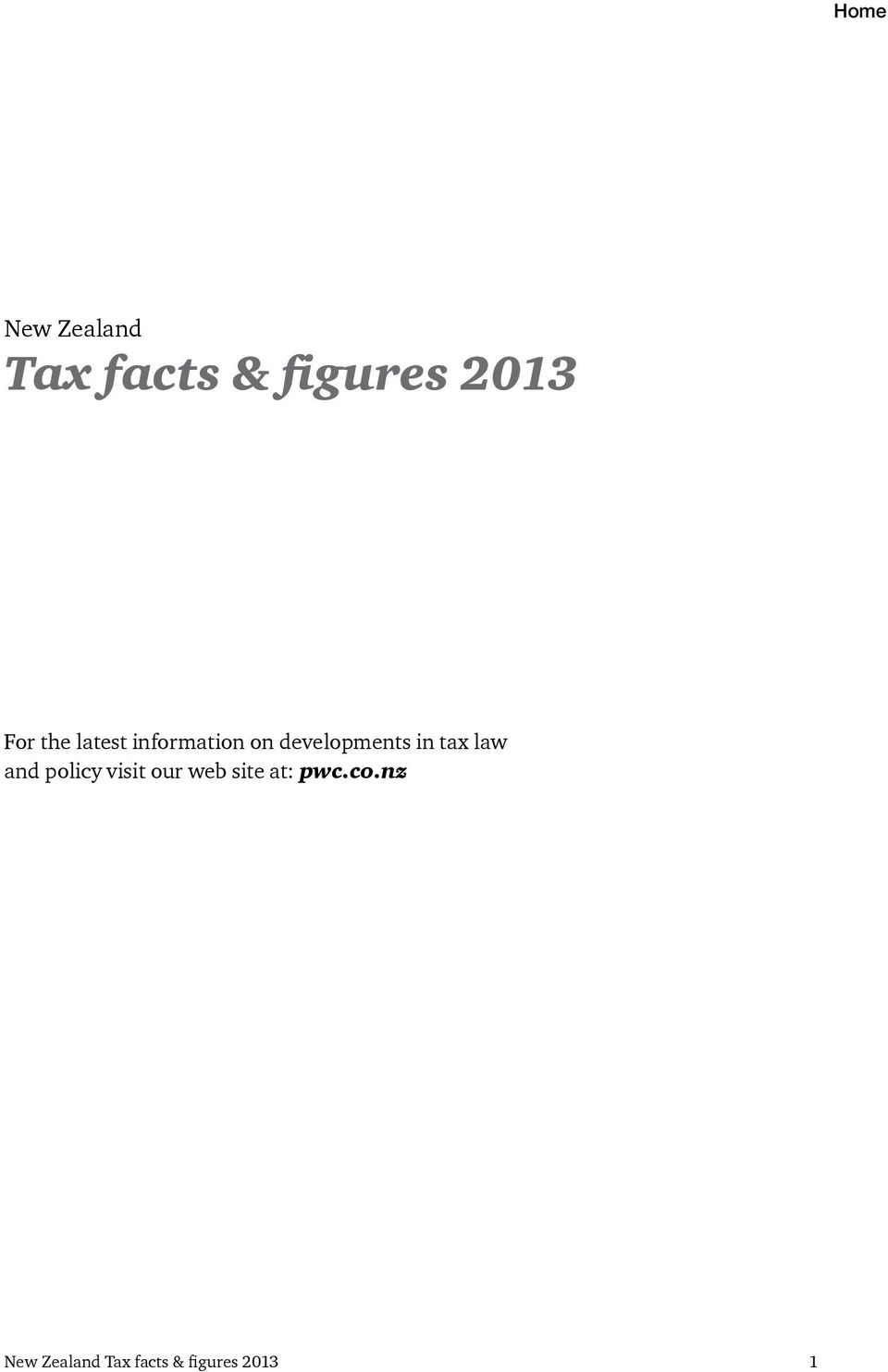 tax law and policy visit our web site at: