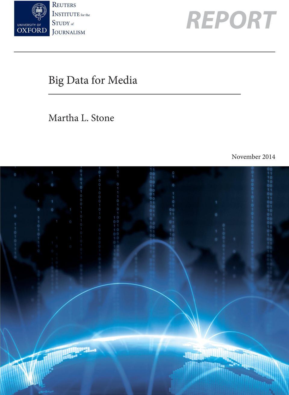 REPORT Big Data for