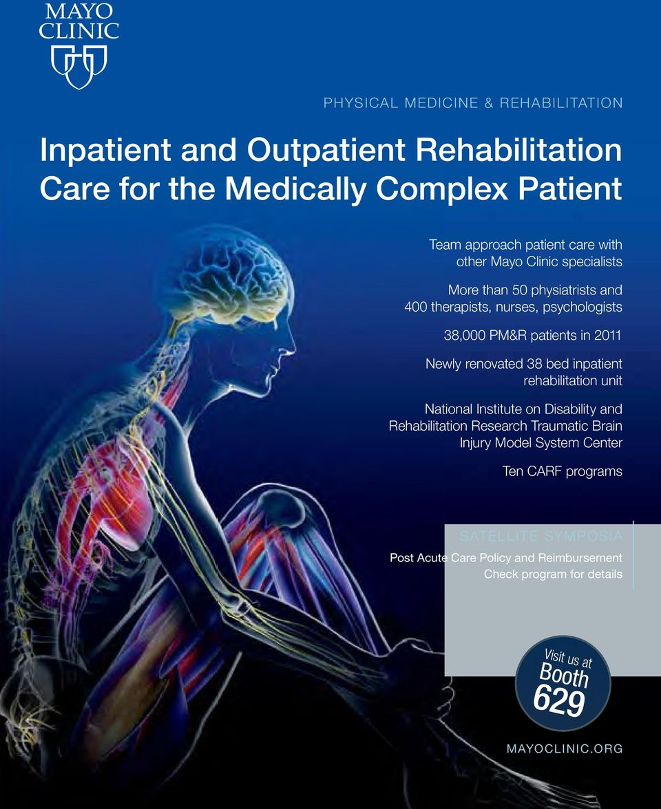 rehabilitation unit National Institute on Disability and Rehabilitation Research Traumatic Brain Injury Model System Center Ten CARF programs left,