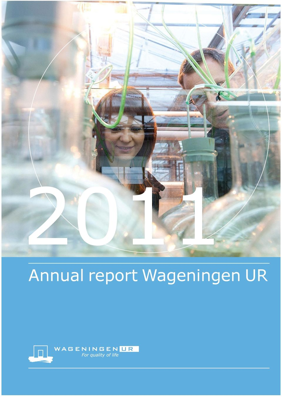 With approximately 40 locations (in the Netherlands, Brazil and China), 6,500 members of staff and 10,000 students, Wageningen UR is one of the leading organisations in its domain worldwide.