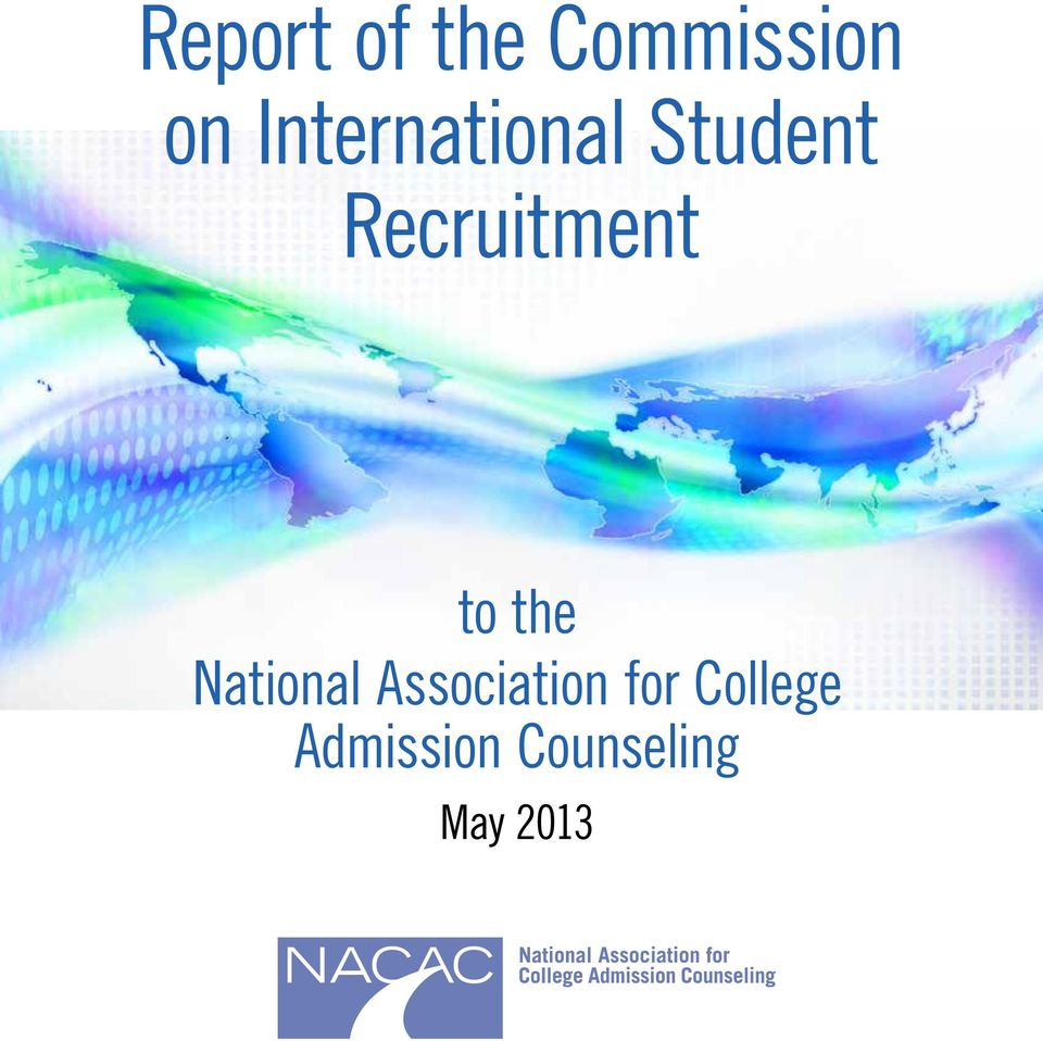 Recruitment to the National