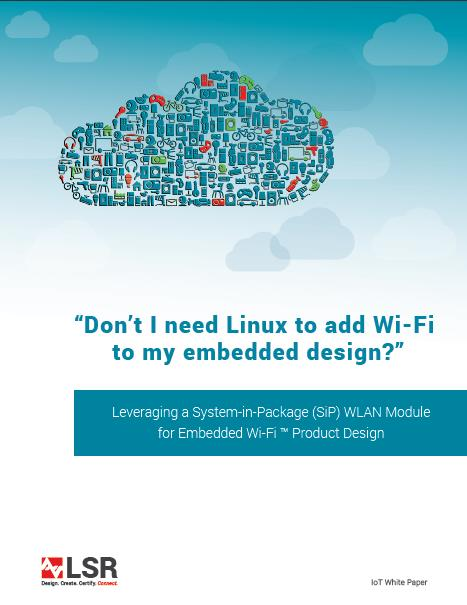 Want to learn more? New Is there an App for that? Don t I need Linux to add Wi-Fi?