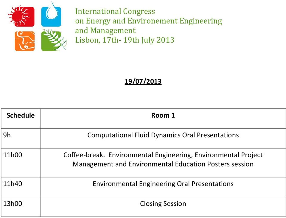 Environmental Engineering, Environmental Project Management and