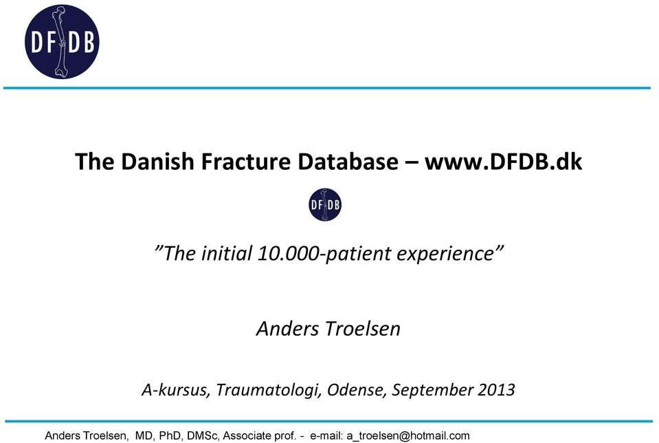 000-patient experience Anders
