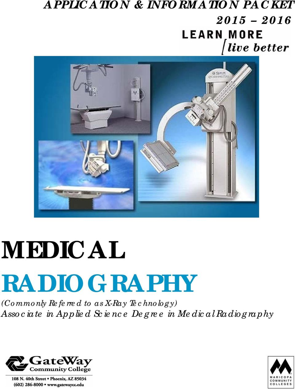 Referred t as X-Ray Technlgy) Assciate