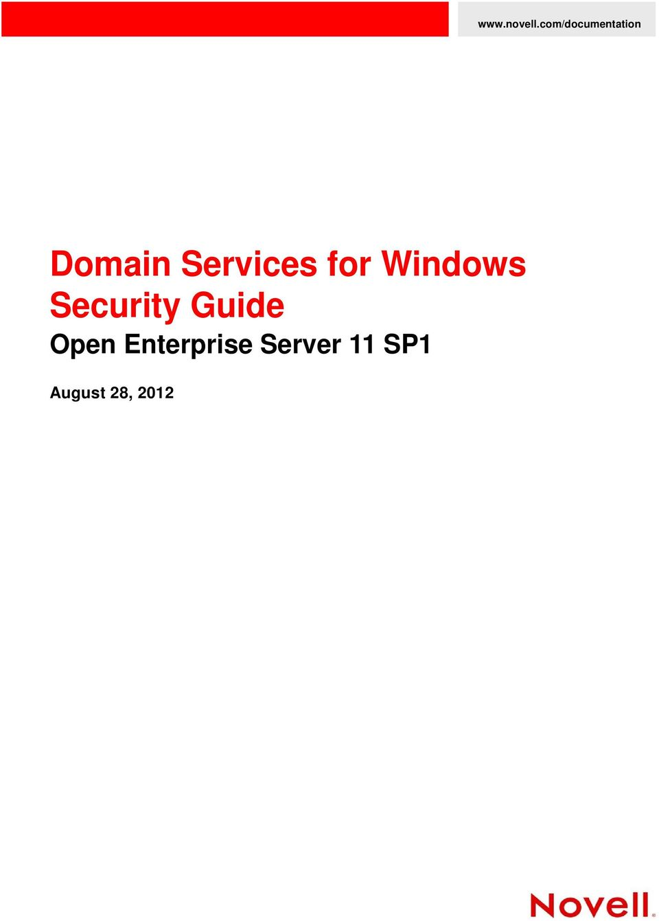 Services for Windows Security