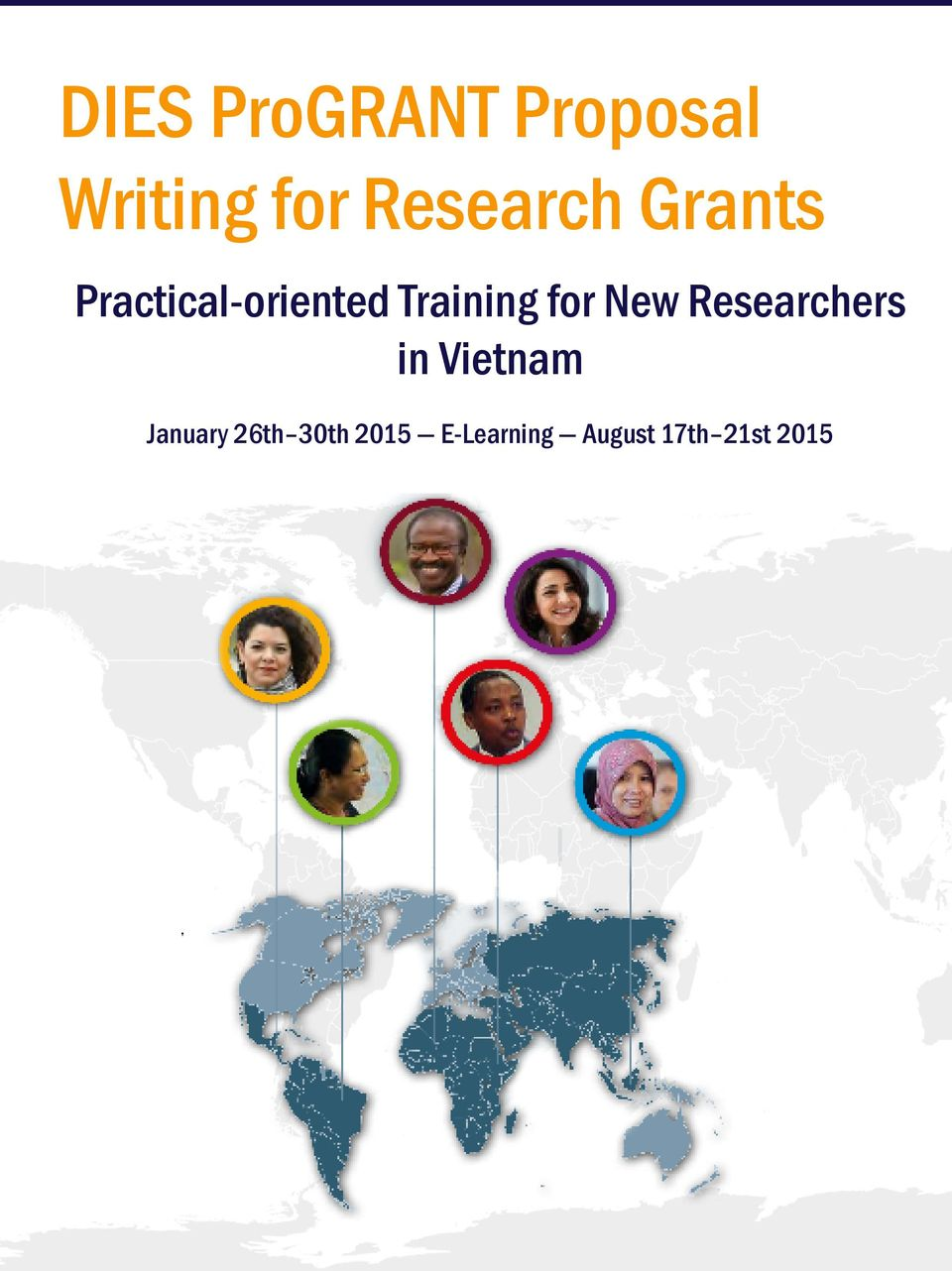 Training for New Researchers in Vietnam