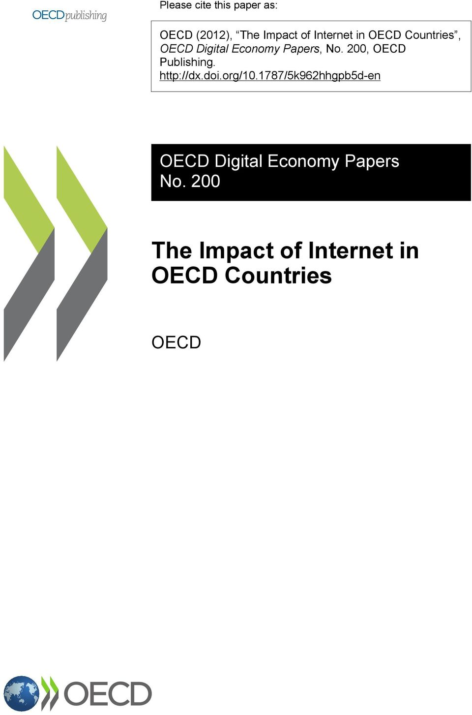 200, OECD Publishing. http://dx.doi.org/10.