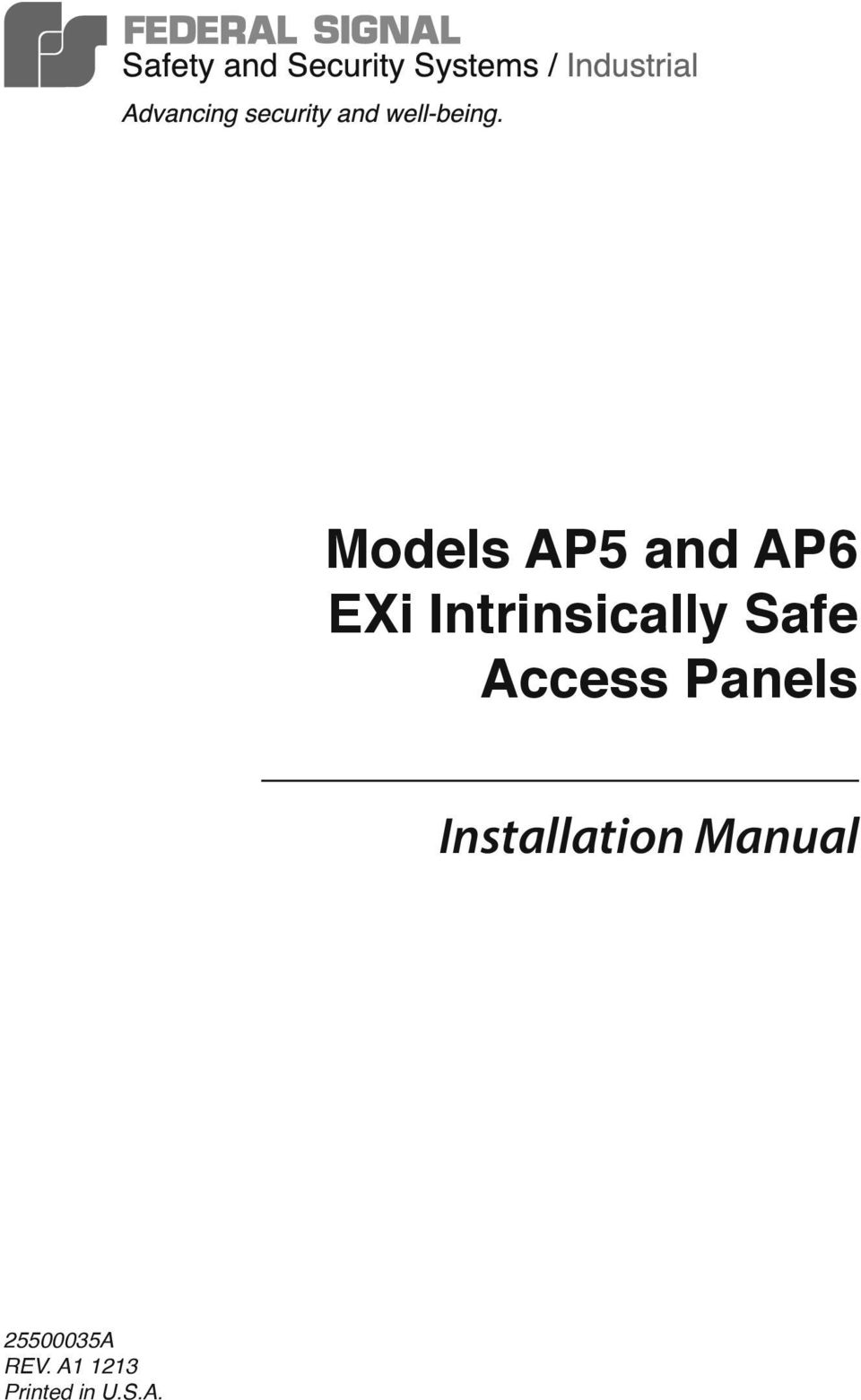 Panels Installation Manual