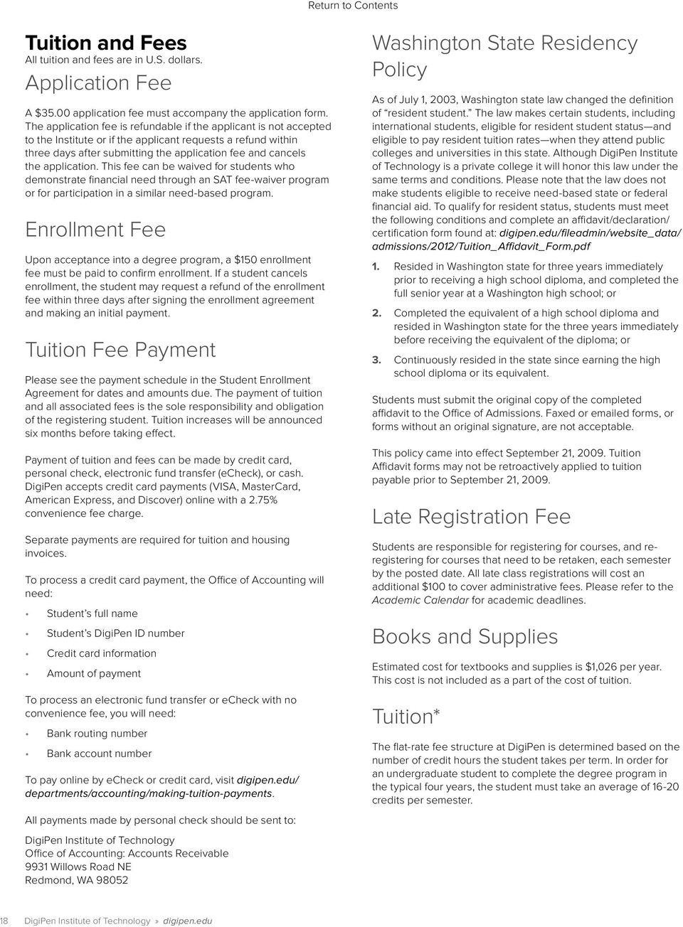 application. This fee can be waived for students who demonstrate financial need through an SAT fee-waiver program or for participation in a similar need-based program.