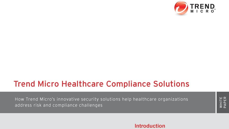 healthcare organizations address