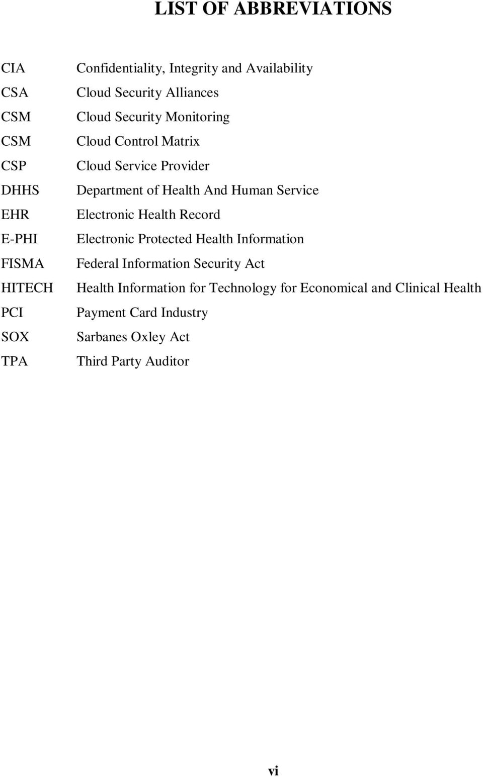 Health And Human Service Electronic Health Record Electronic Protected Health Information Federal Information Security Act