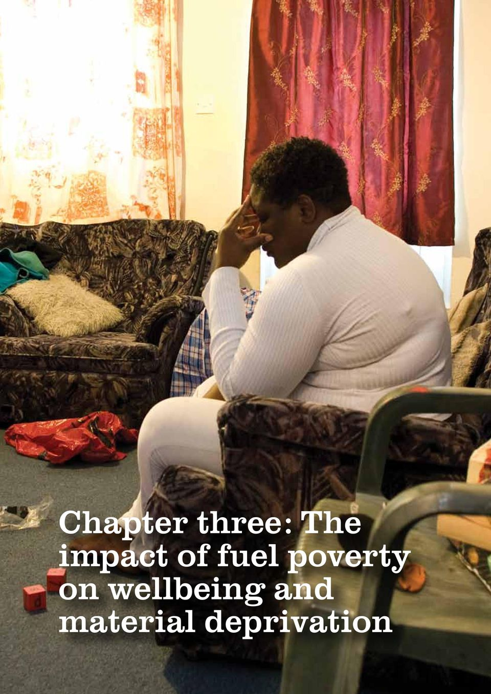 poverty on wellbeing and