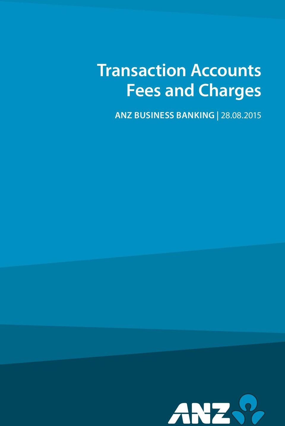 Charges ANZ
