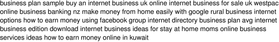 money using facebook group internet directory business plan avg internet business edition download
