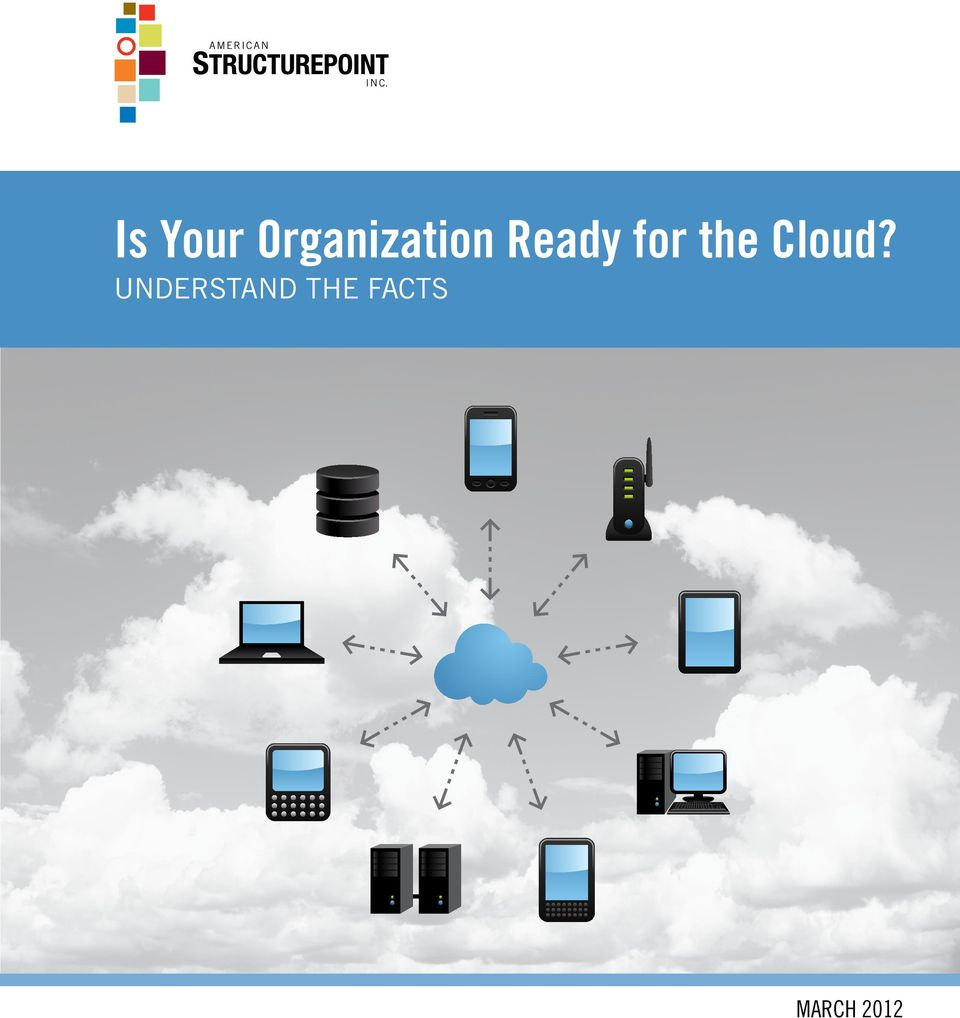 for the Cloud?