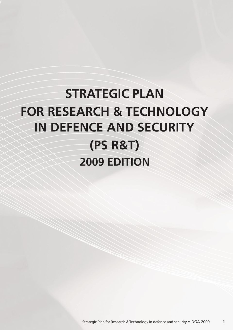 edition Strategic Plan for Research &