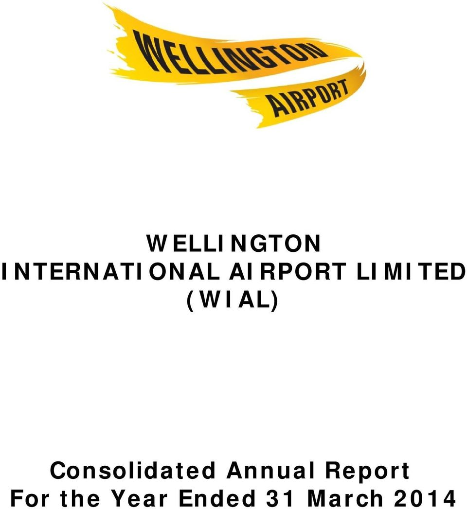LIMITED (WIAL) Annual
