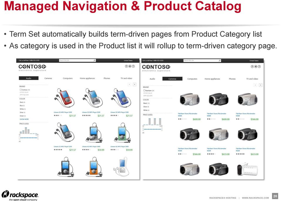 Product Category list As category is used in the