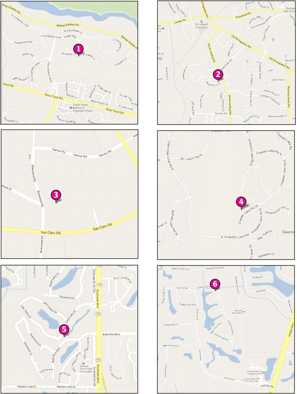 .. 2 Address 8483 Brierwood Rd Jacksonville, FL 32217 Pond Tour oct 2011 Public 10 views Created on Oct 10 By Jason Updated yesterday 3 13780 Windsor Crown Ct W Pond Tour oct 2011 Public 9 views