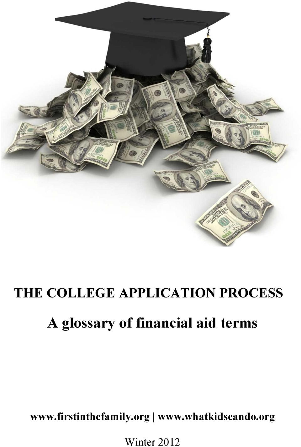 financial aid terms www.