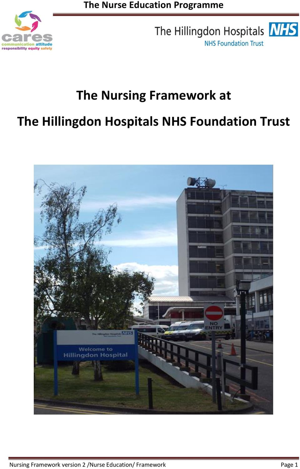 Foundation Trust Nursing