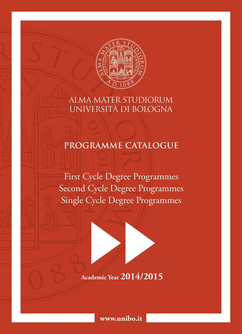 Programmes Second Cycle Degree Programmes Single