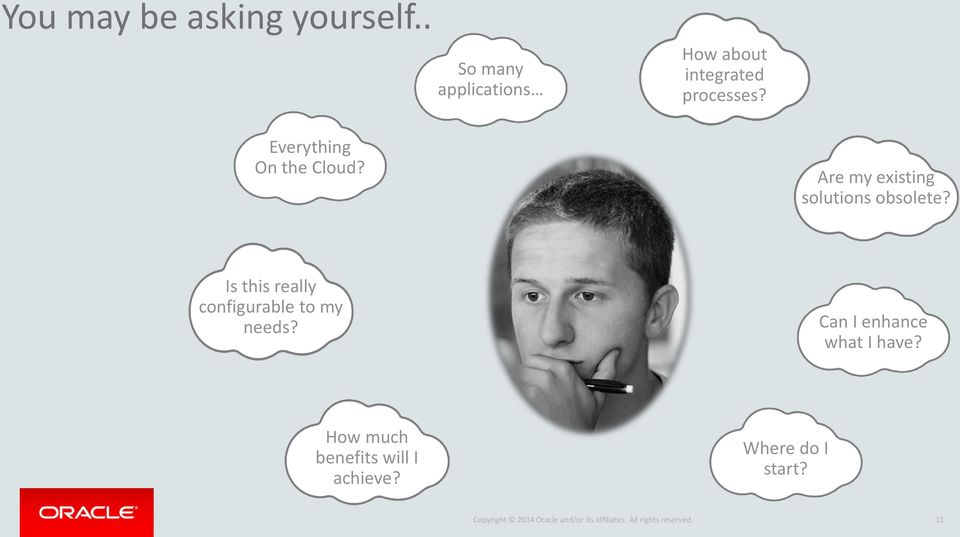 Everything On the Cloud? Are my existing solutions obsolete?