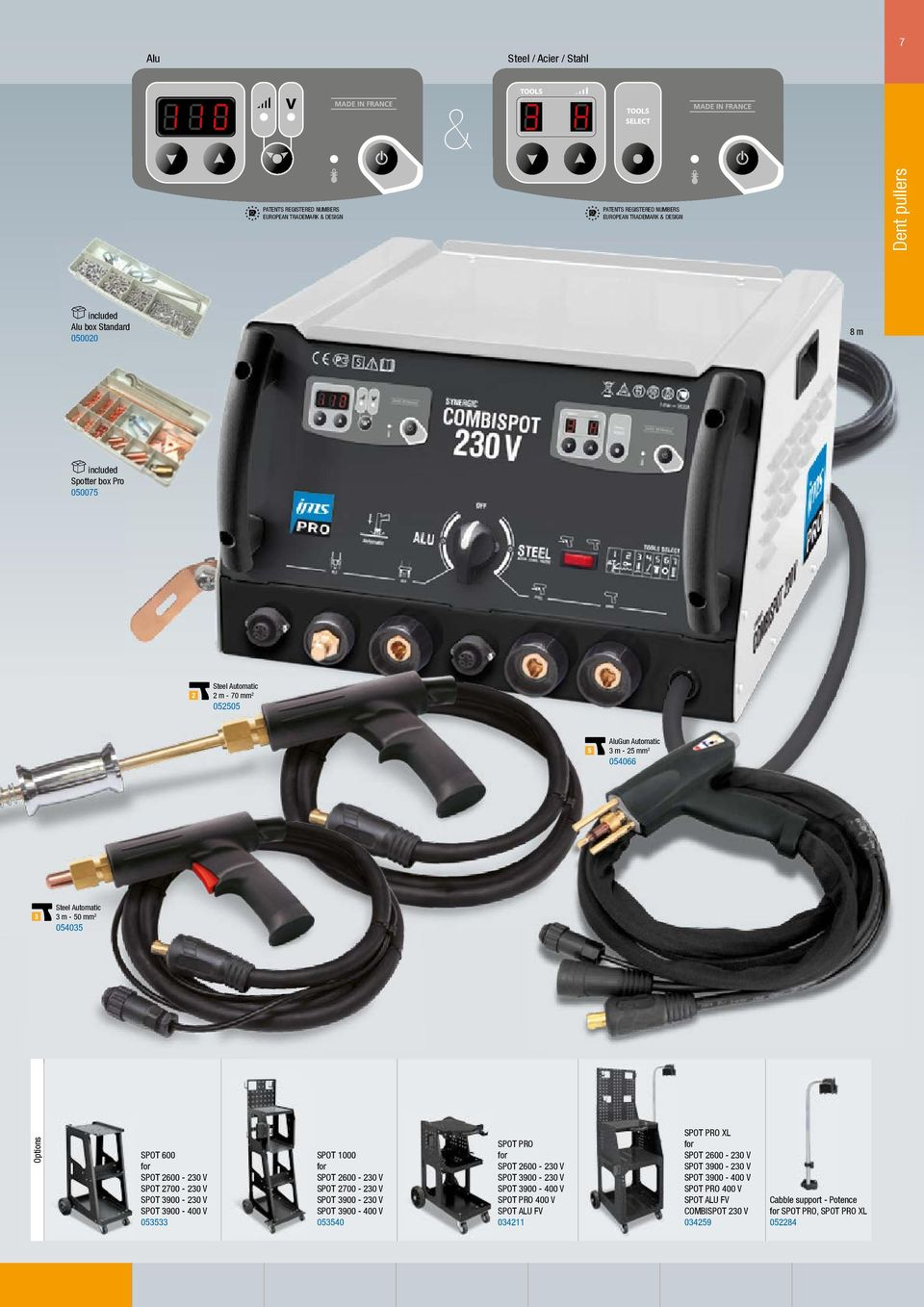 MADE IN FRANCE. Collision repair welding systems. - PDF