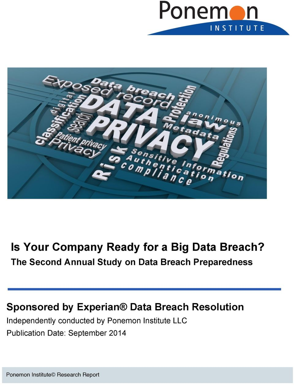 Experian Data Breach Resolution Independently conducted by