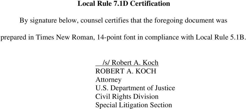document was prepared in Times New Roman, 14-point font in compliance with