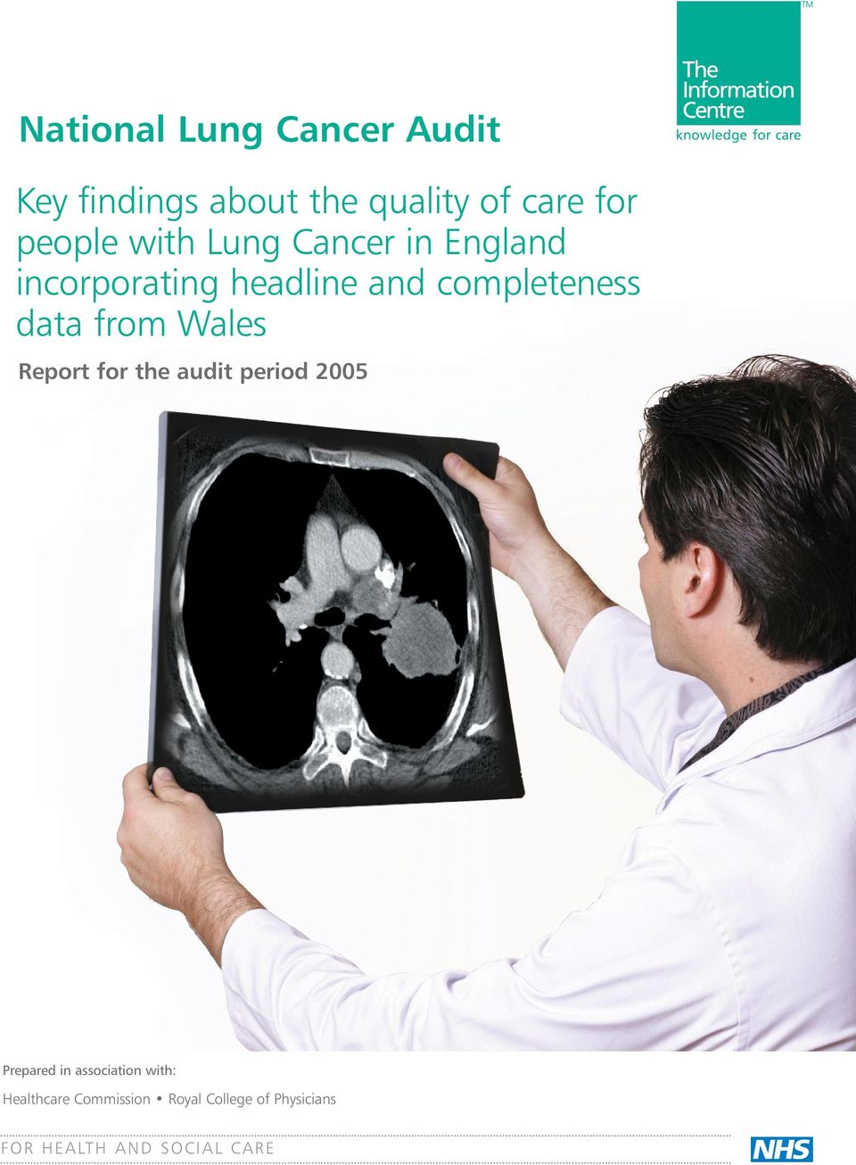 data from Wales Report for the audit period 2005 Prepared in association