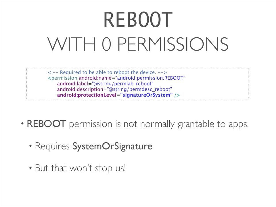 "android:name=""android.permission."