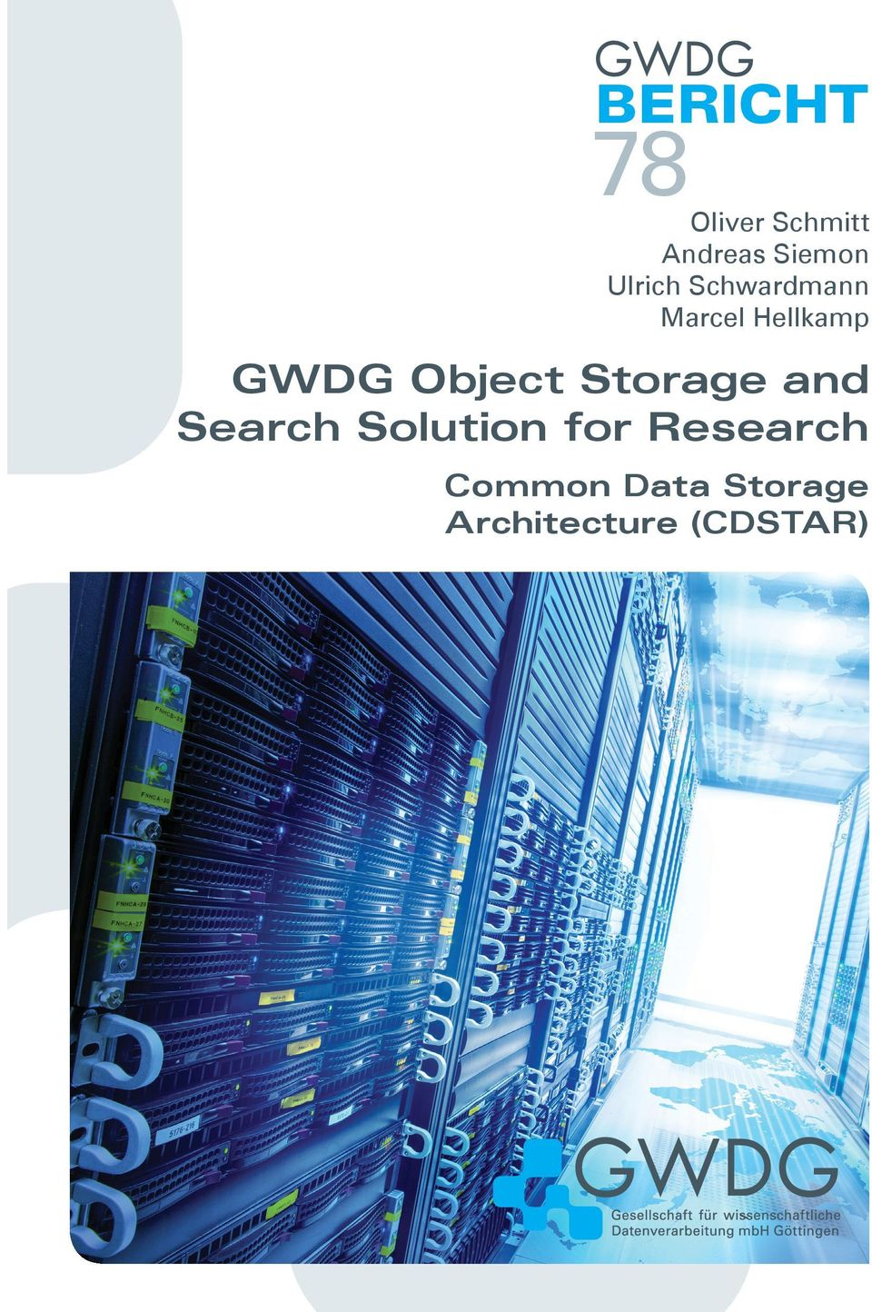 Object Storage and Search Solution for