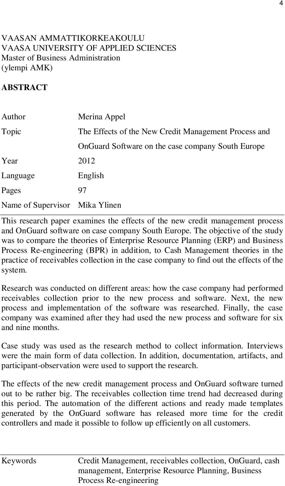 and OnGuard software on case company South Europe.