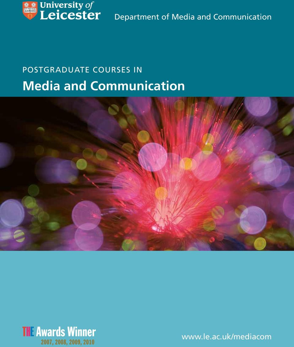 courses IN Media and