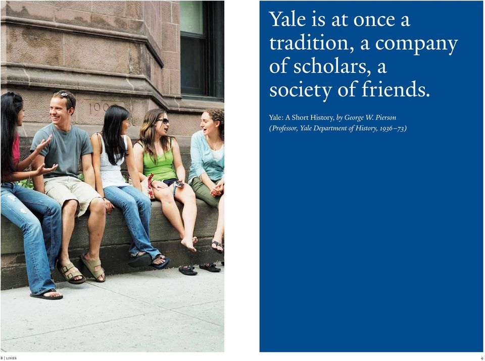 Yale: A Short History, by George W.
