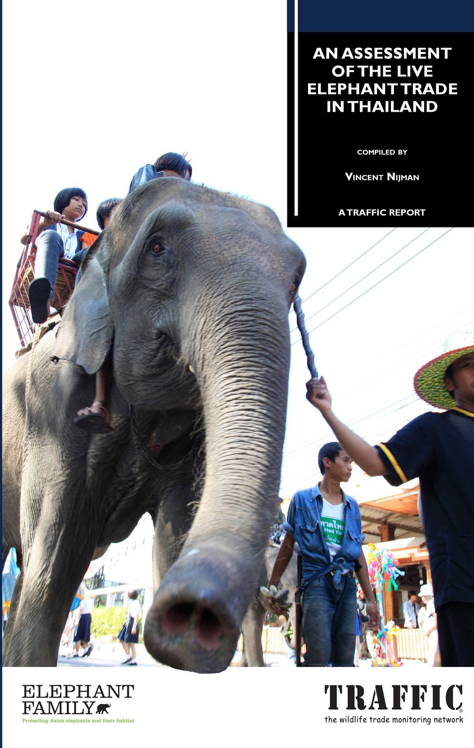 ELEPHANT TRADE IN THAILAND
