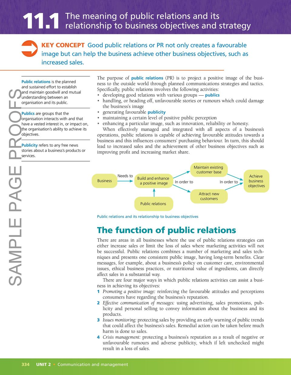 Public relations is the planned and sustained effort to establish and maintain goodwill and mutual understanding between an organisation and its public.