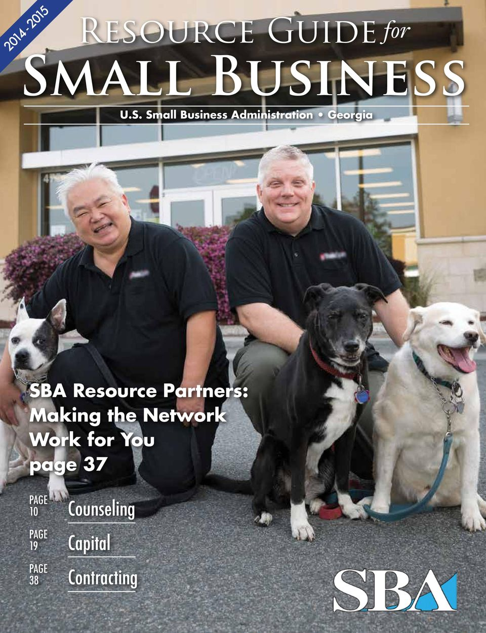 Small Business Administration Georgia SBA Resource