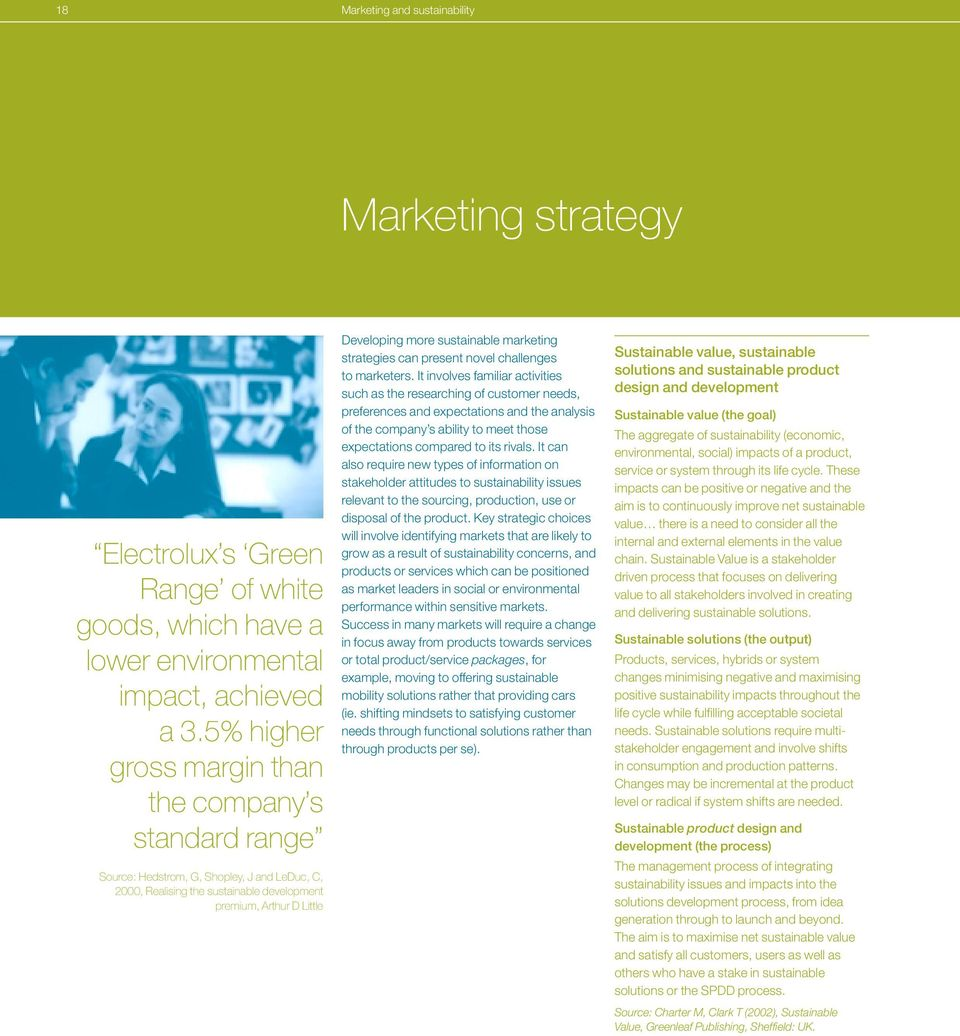 marketing strategies can present novel challenges to marketers.