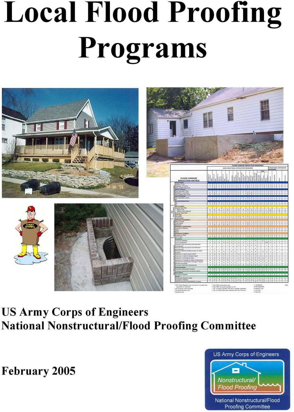 National Nonstructural/Flood