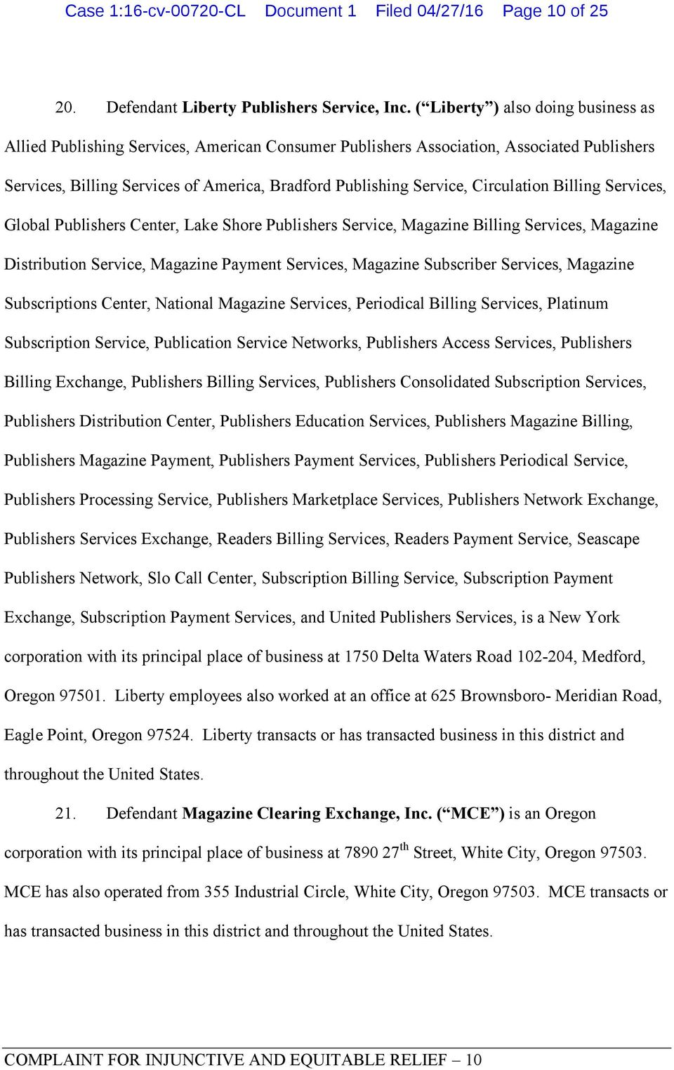 Circulation Billing Services, Global Publishers Center, Lake Shore Publishers Service, Magazine Billing Services, Magazine Distribution Service, Magazine Payment Services, Magazine Subscriber