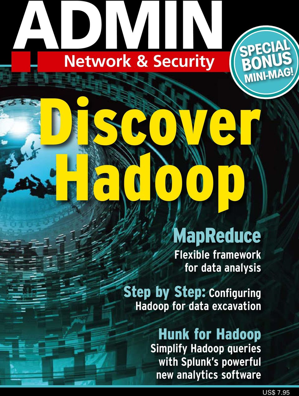 Step by Step: Configuring Hadoop for data excavation Hunk for