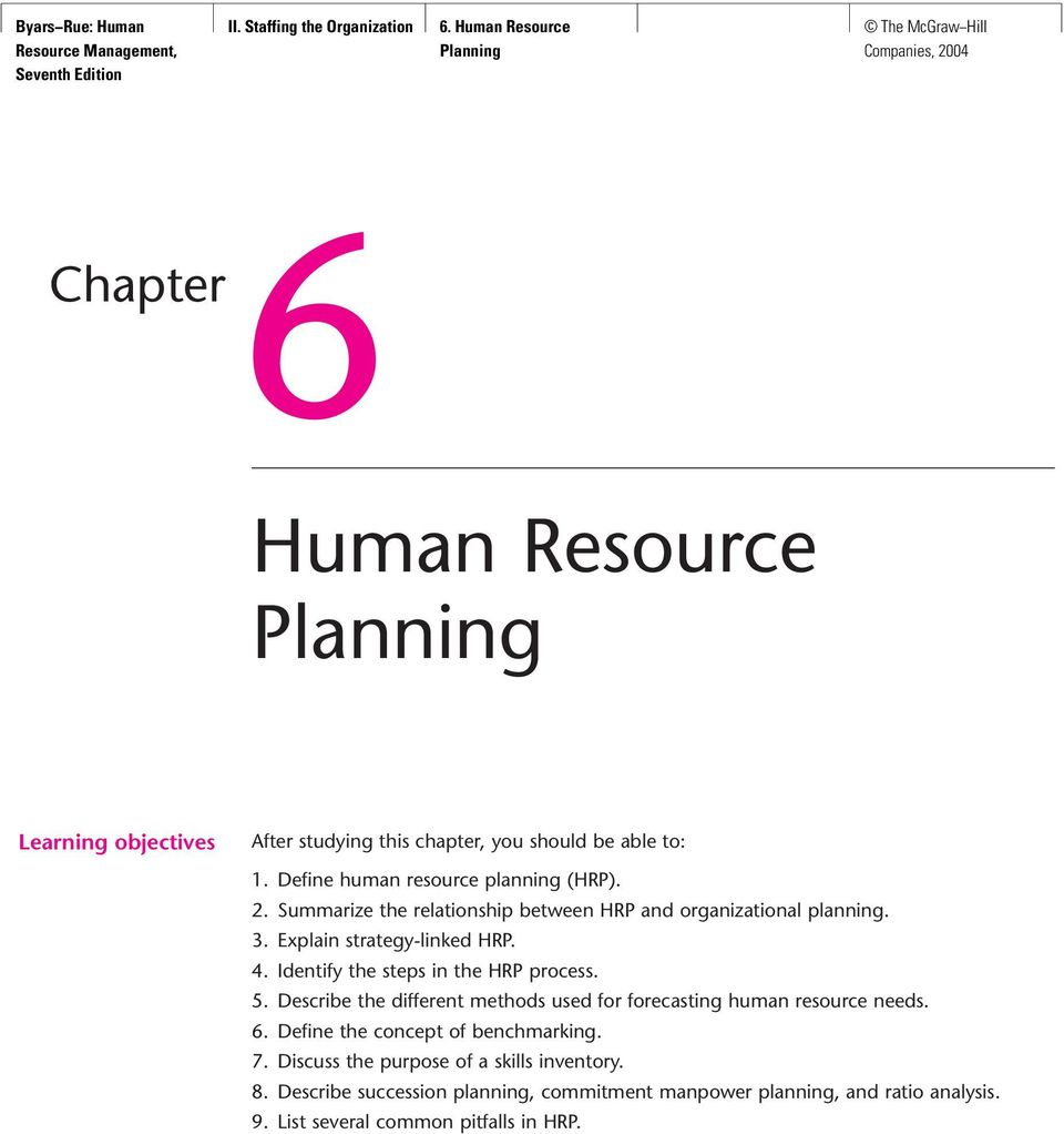 explain the relationship between program planning Strategic planning change is an essential component of strategic planning this involves moving the organization or program forward to create or change something.