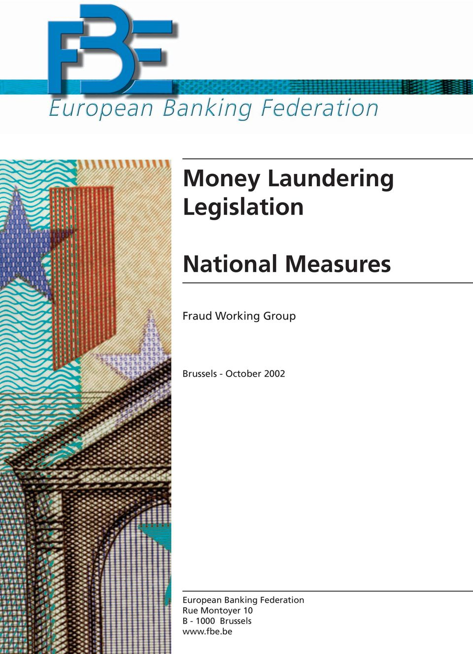 October 2002 European Banking Federation