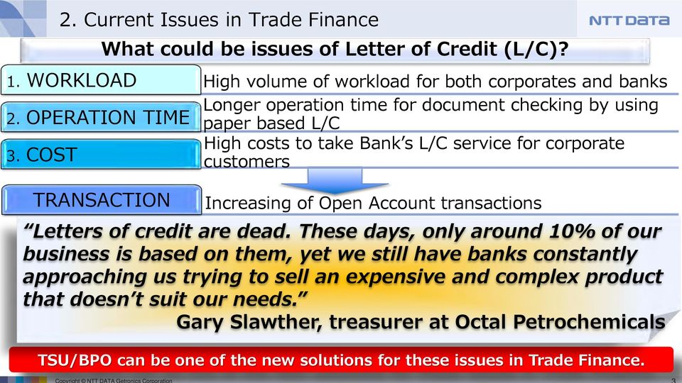 Increasing of Open Account transactions Letters While it of might credit be are a dead.