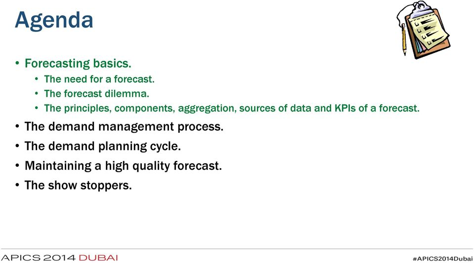 The principles, components, aggregation, sources of data and